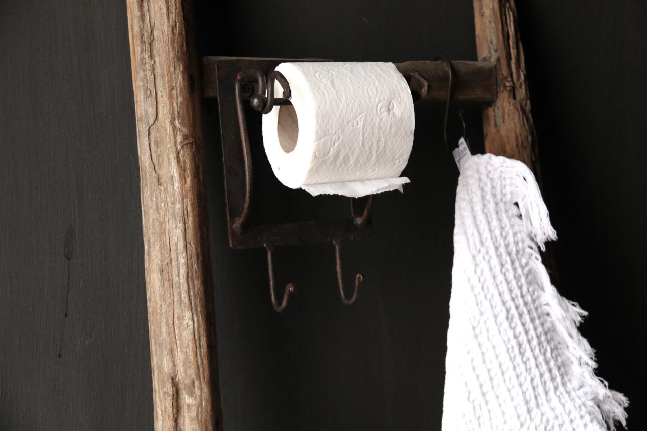 Toilettenpapier Toilettenpapierhalter Eisen-3