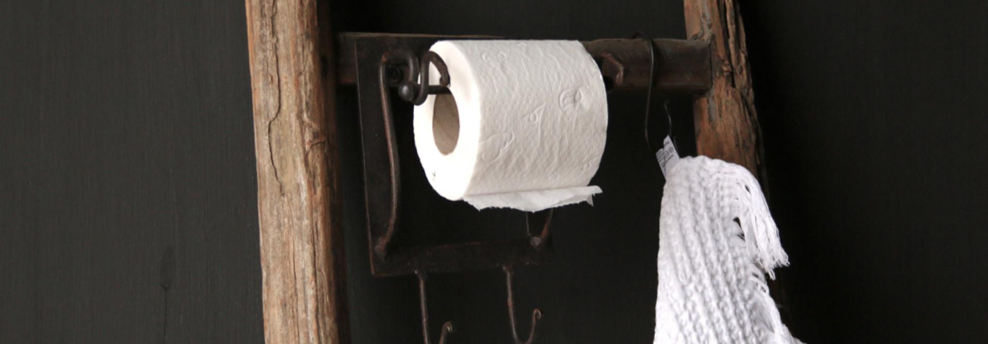 Toilettenpapier Toilettenpapierhalter Eisen
