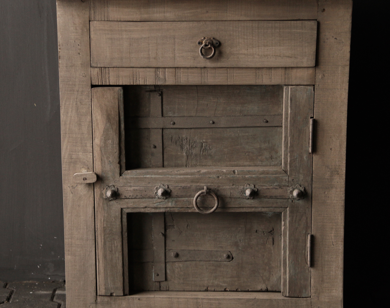 Tough old Indian cabinet-3
