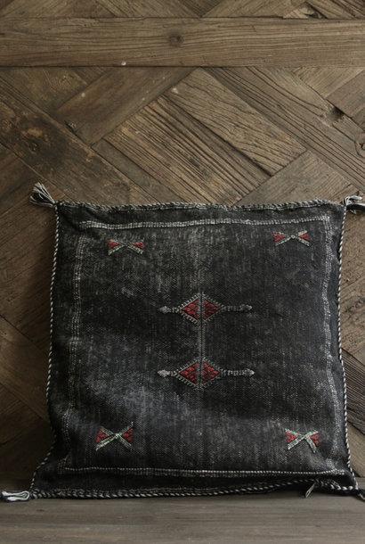 Schöner Vintage handgefertigter Kissenbezug