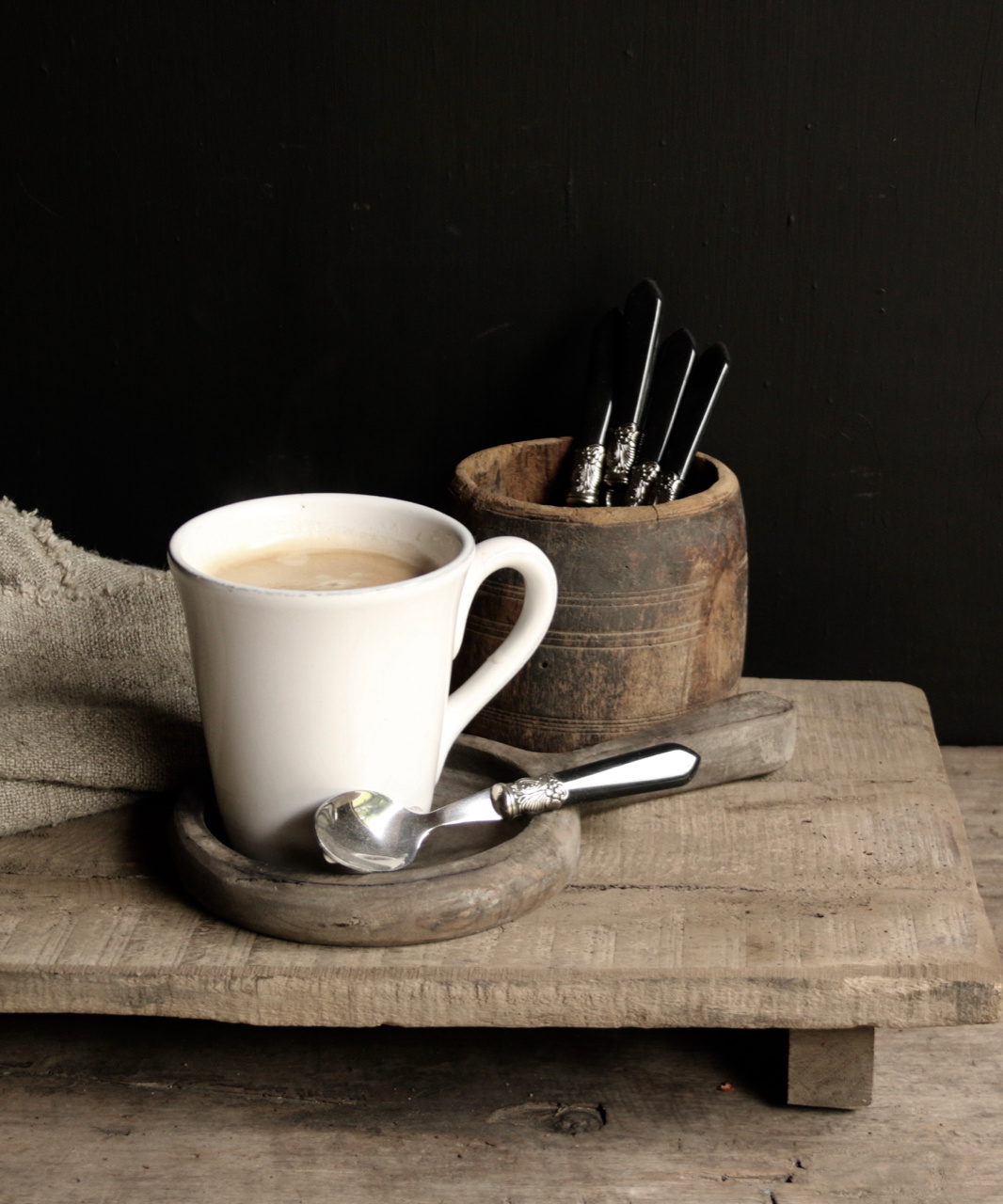 Koffie/Theelepel-3