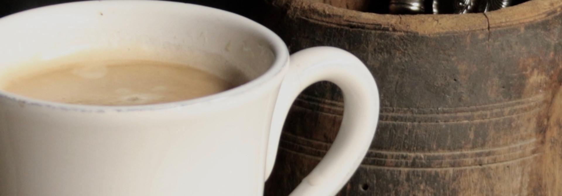 Koffie/Theelepel