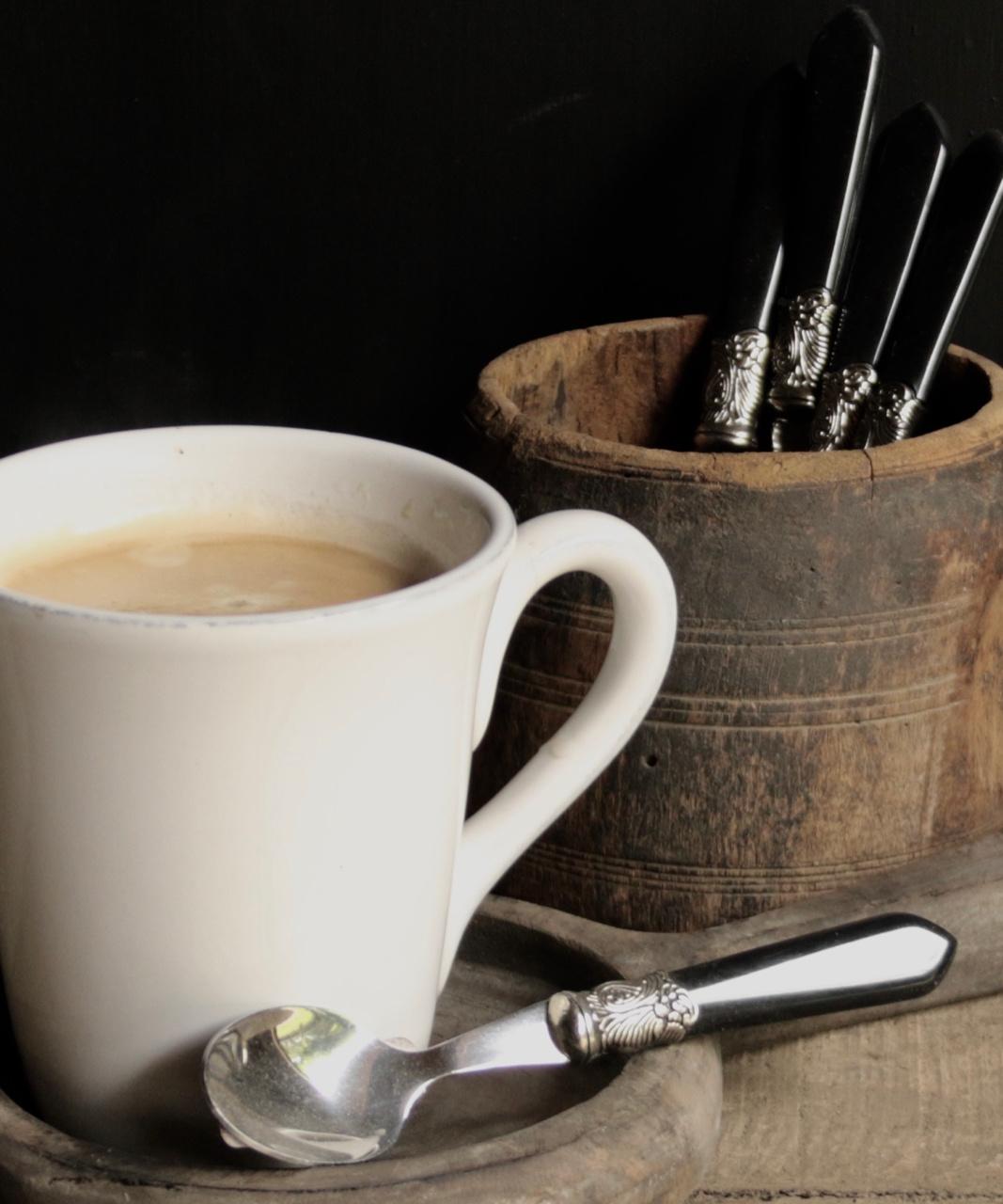 Koffie/Theelepel-1