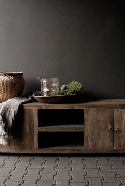 Tough Tv Furniture / sideboard from old wood