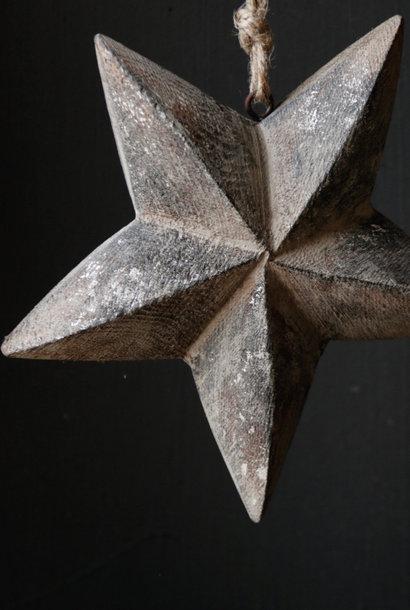 Wooden Star Mud