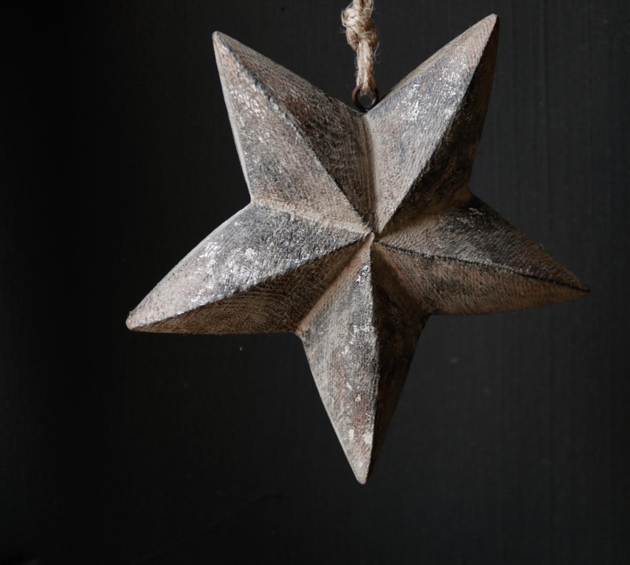 Wooden Star Mud-1