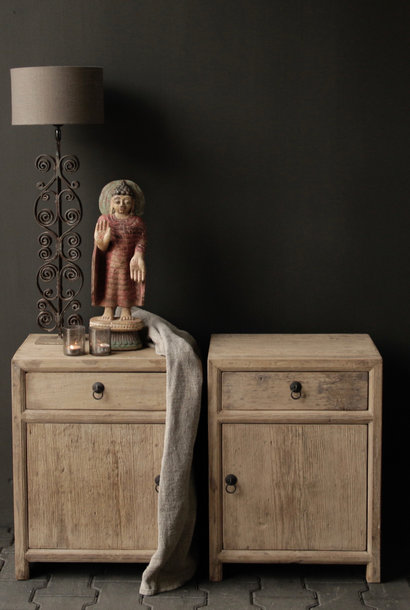 Tough Driftwood / Elmwood cabinet
