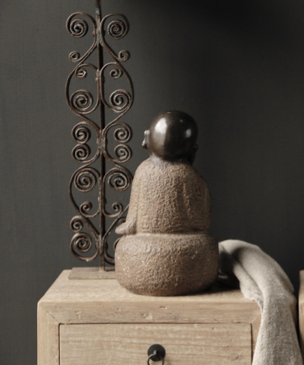 Hand gemaakte Stenen  Monnik-3