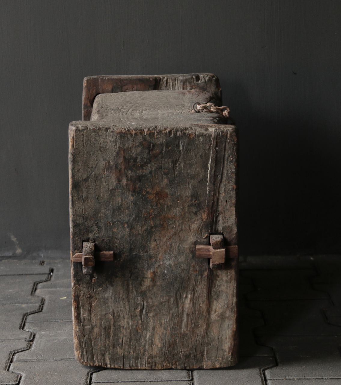 Harte alte Himalaya-Box / Box-3