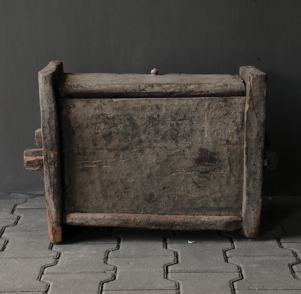 Harte alte Himalaya-Box / Box-4