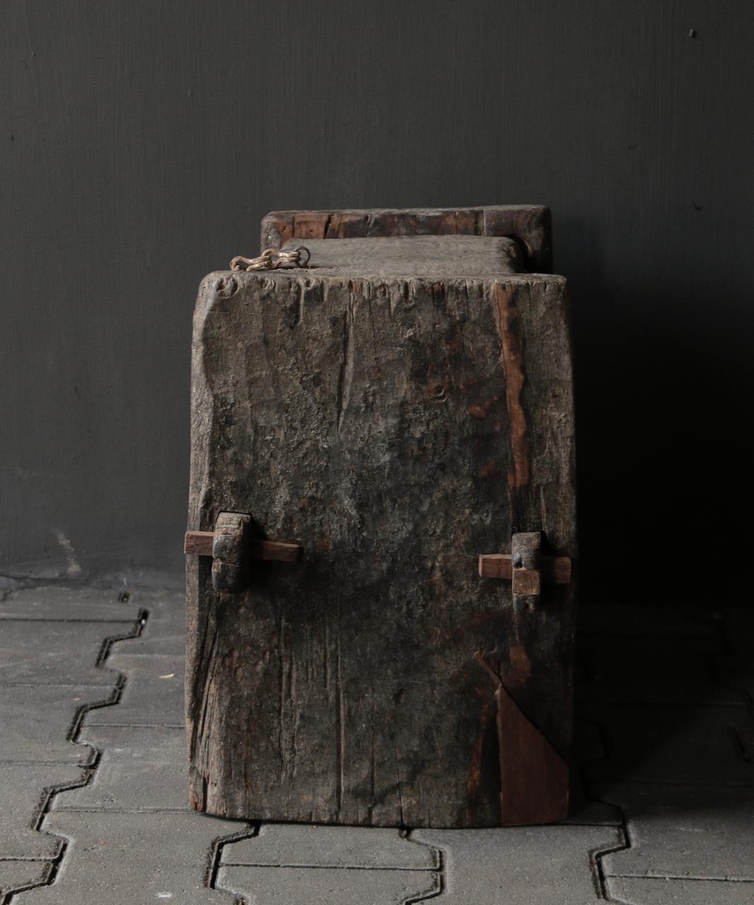Harte alte Himalaya-Box / Box-5