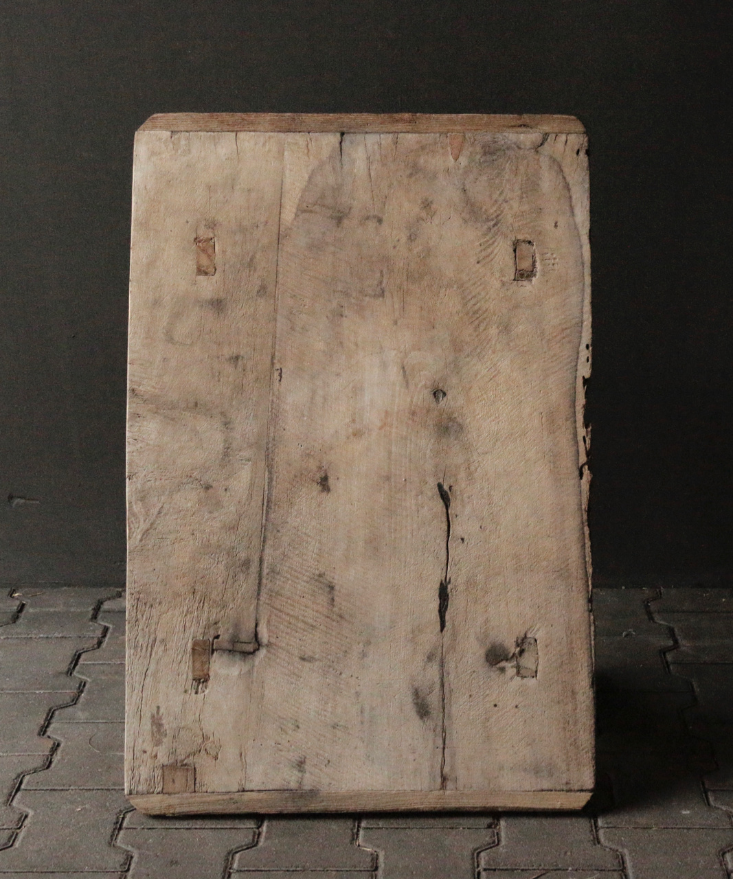Old Authentic wooden Coffee table-7