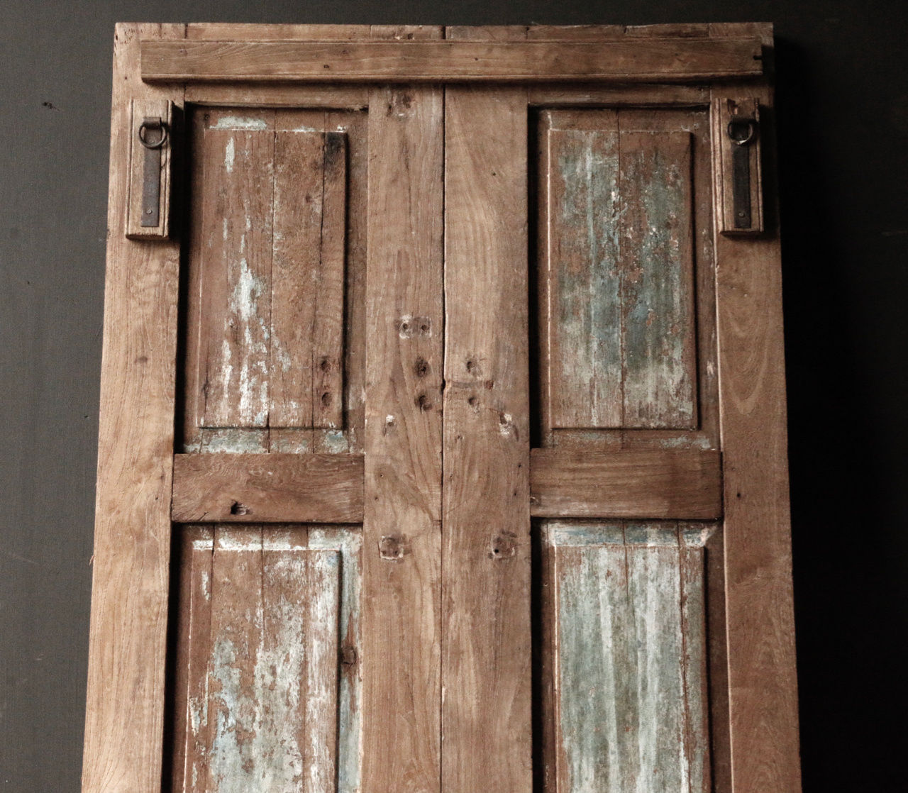 Set of old Authentic shutters-4