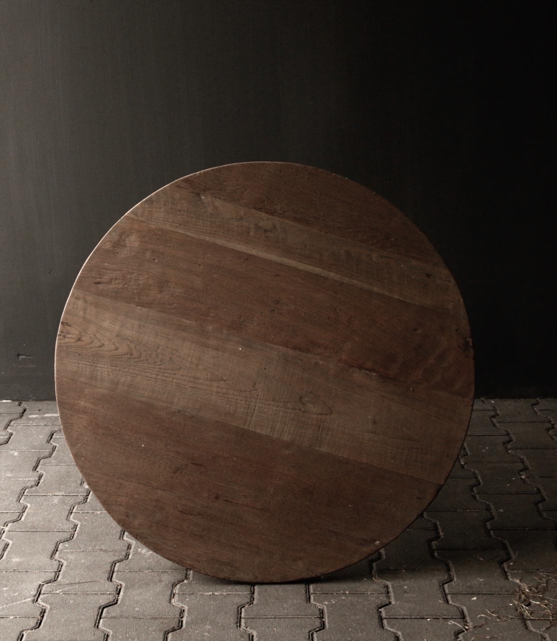 Holztisch Wein-4