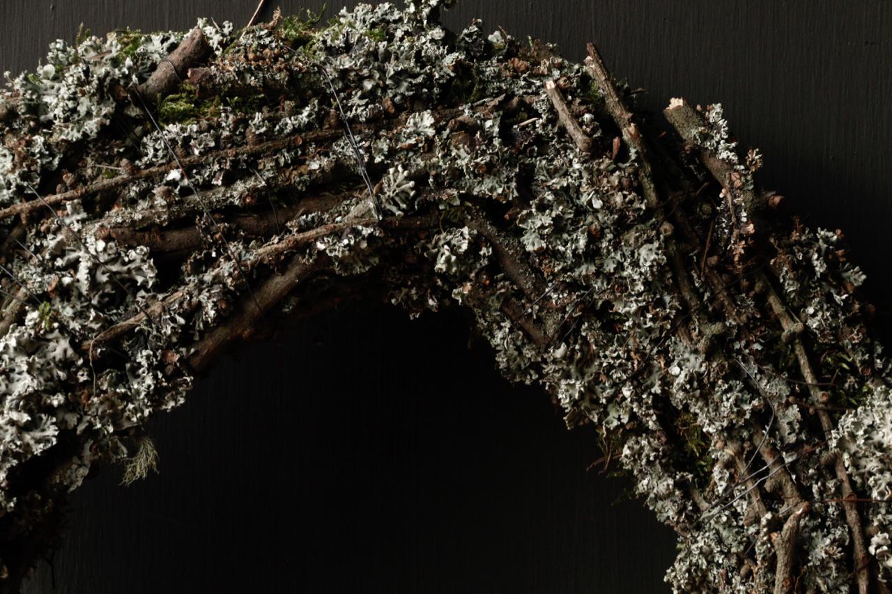 Larix moss wreath-2