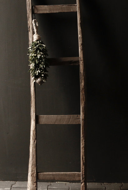 Stairs / ladder made of old wood