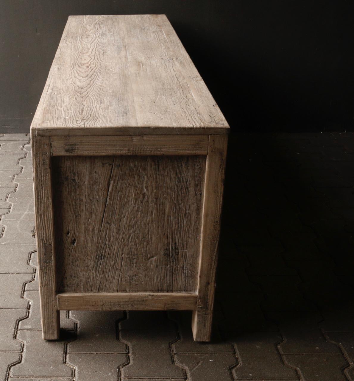 Beautiful Tough Wooden Dresser / TV cabinet / TV Furniture-3
