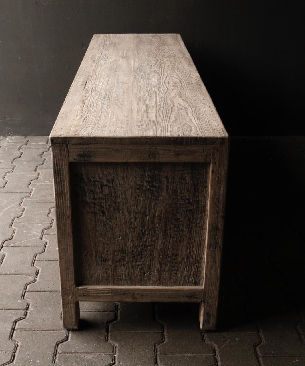 Beautiful Tough Wooden Dresser / TV cabinet / TV Furniture-4