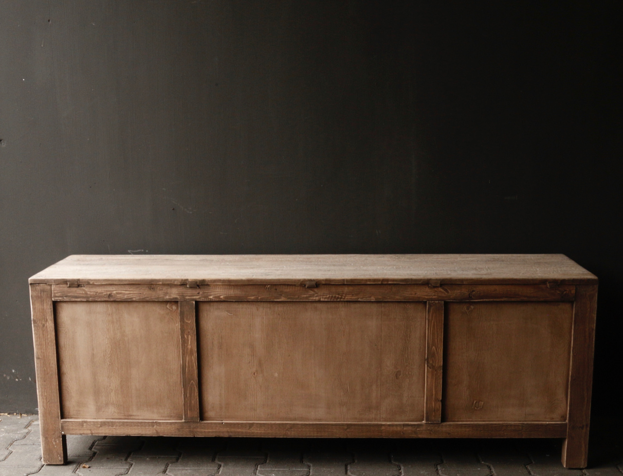 Beautiful Tough Wooden Dresser / TV cabinet / TV Furniture-6