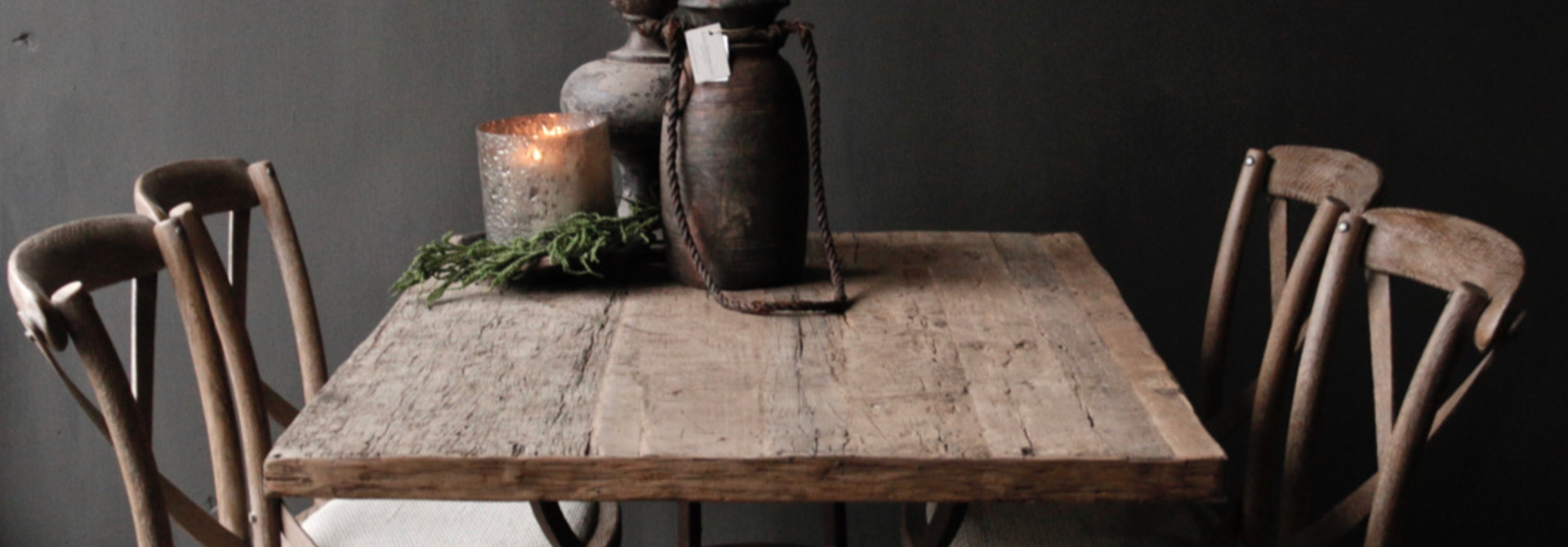Loose old wooden table top
