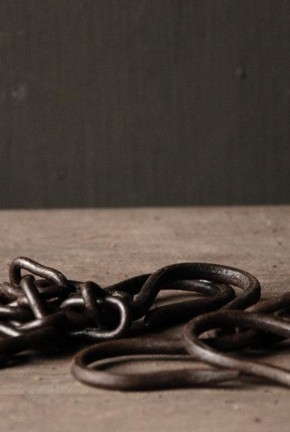 Eisenkette mit Haken