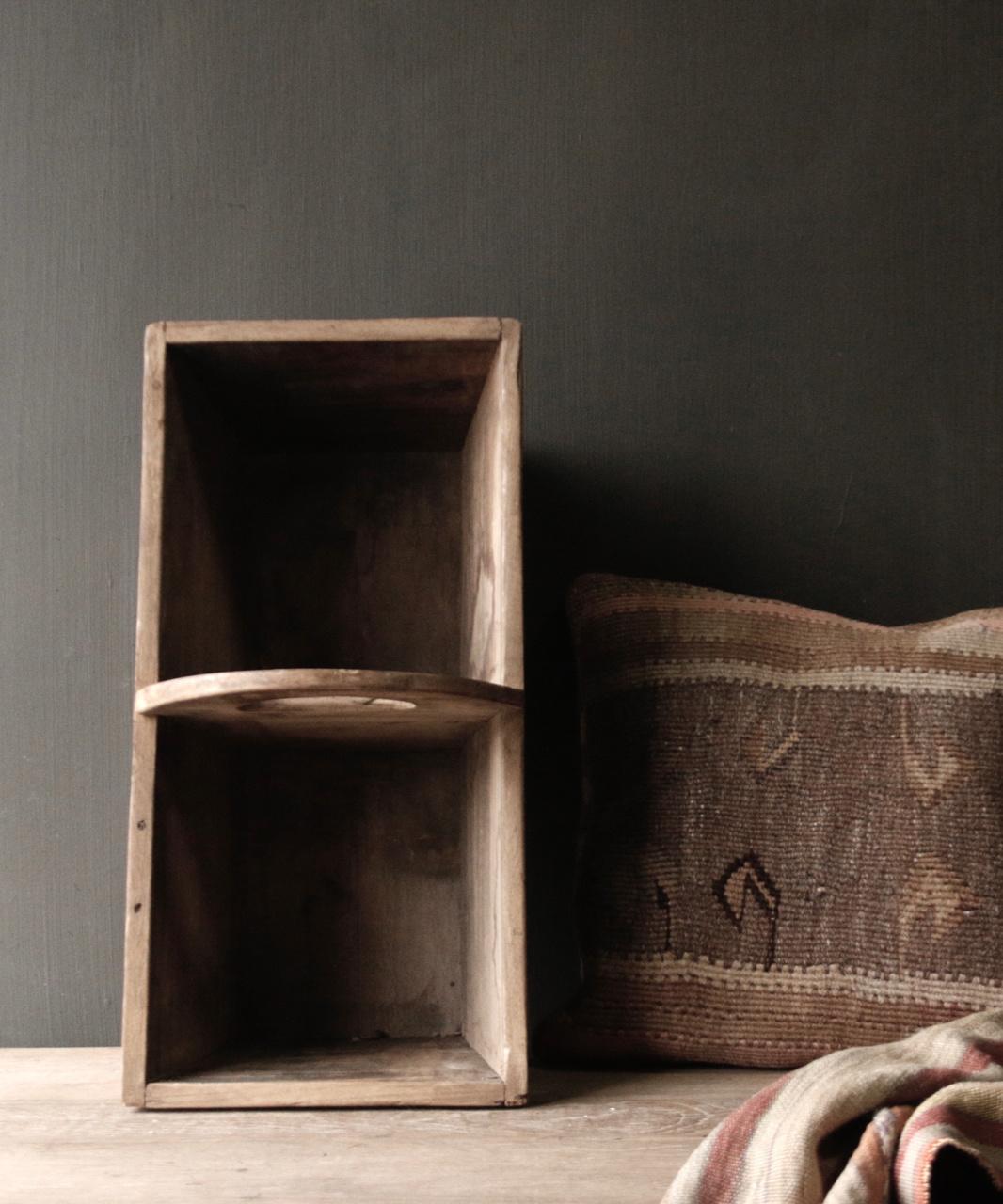 Zaaibak gemaakt van oud hout-4