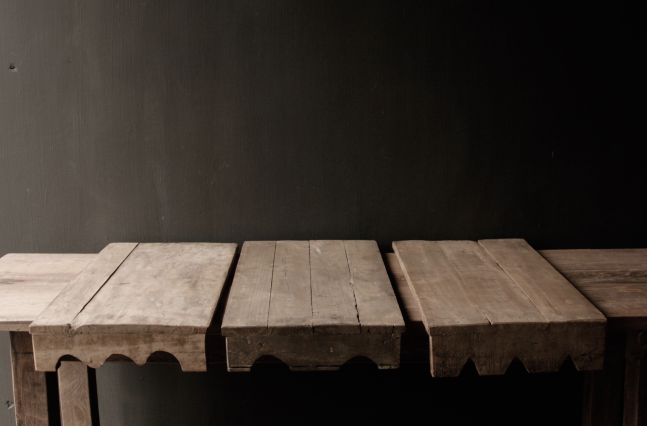 Bajot table from old wood-6