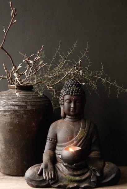 Magnesia Buddha Hollow inside