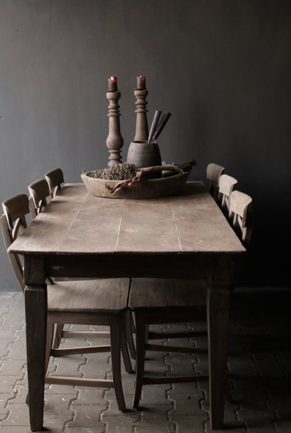 Old Authentic wooden table