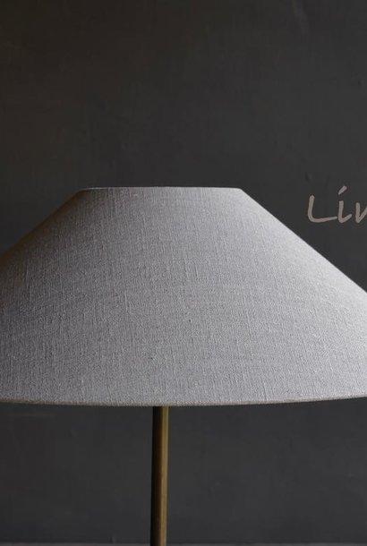 Angled lamp shade 50x12cm