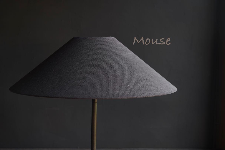 Schuine lamp kap  55x15-3