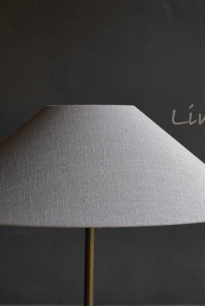 Abgewinkelter Lampenschirm 55x15