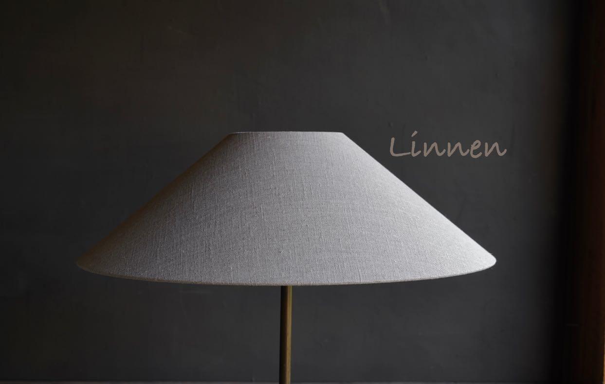 Schuine lamp kap  55x15-1