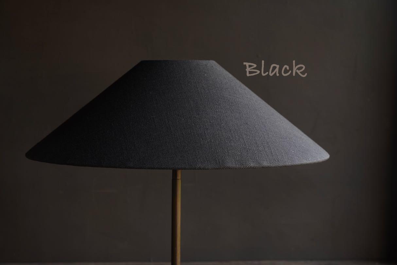Schuine lamp kap  55x15-6