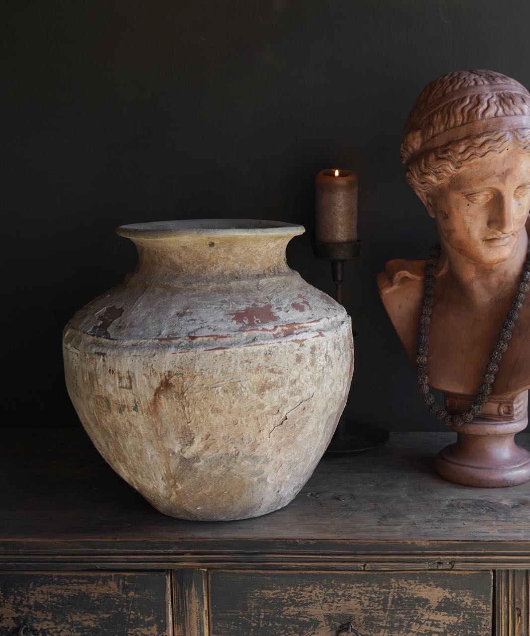 Tough Authentic Indian water jug-1