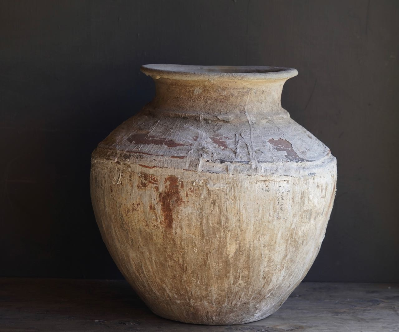 Tough Authentic Indian water jug-3