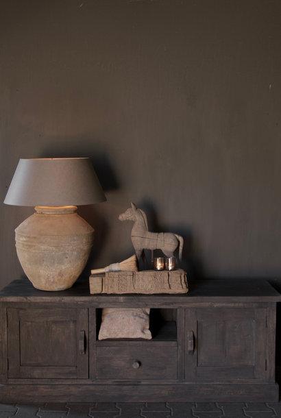 Tough TV Furniture / sideboard of old wood