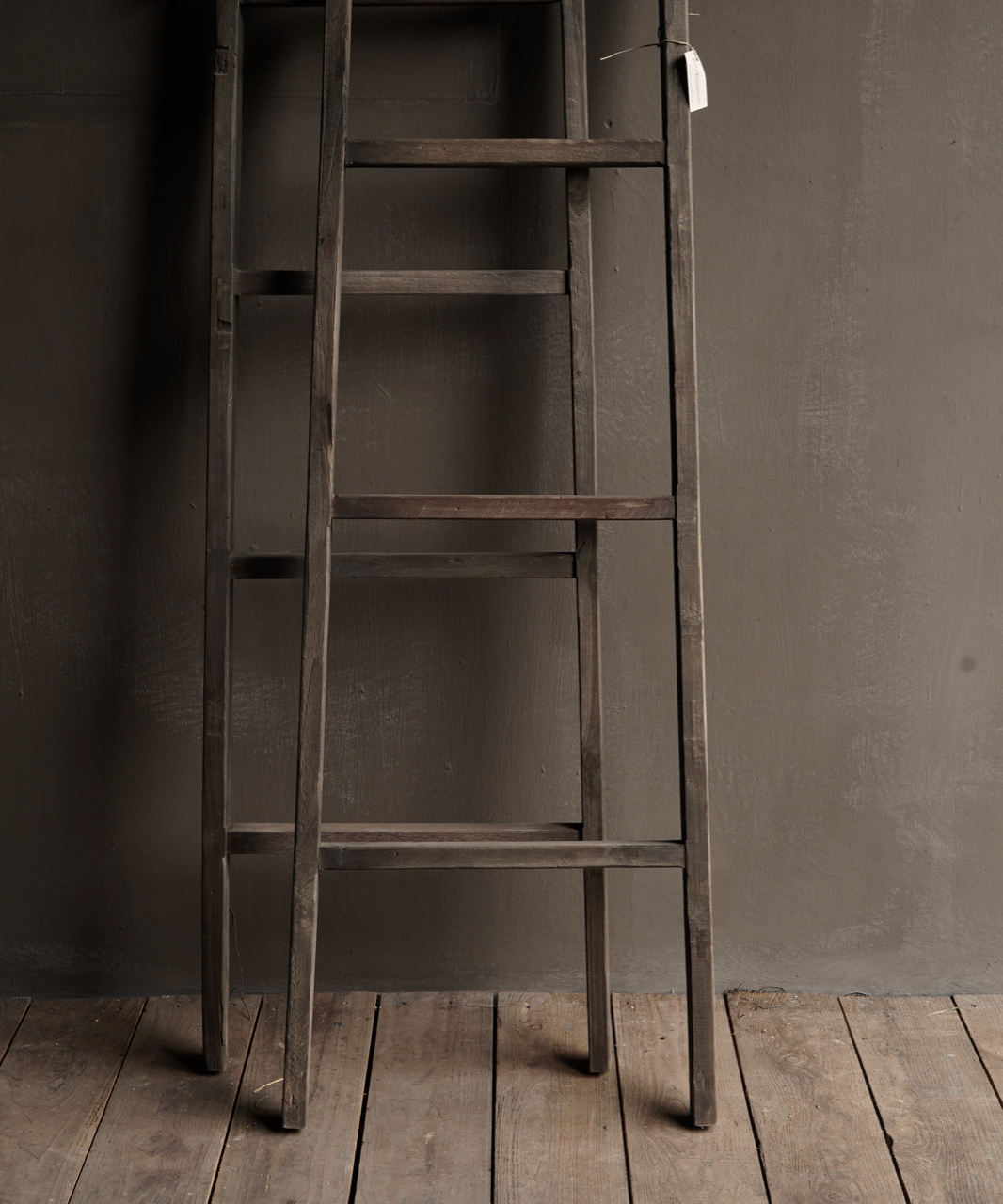 Stair / ladder made of old wood-3
