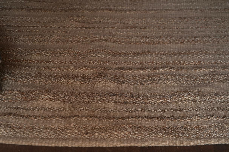 Robuster natürlicher Juteteppich / Teppich-3
