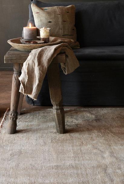 Einzigartiger alter türkischer Teppich, Teppich, Teppich