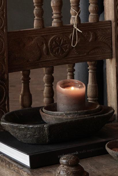 Alte authentische Marmorschale