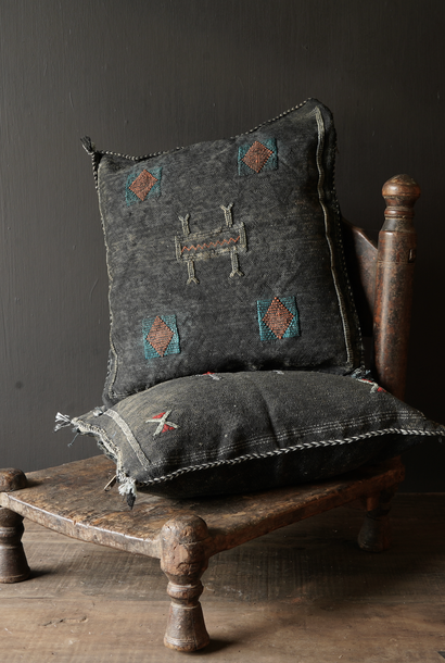 Beautiful Stonewash handmade Cushion cover