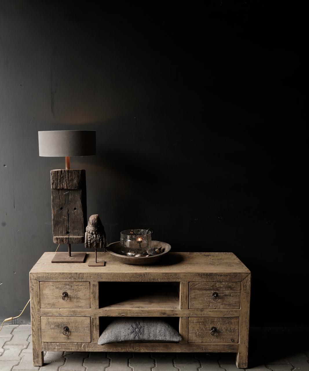TV-Möbel / Sideboard aus dem alten Elmwood-1
