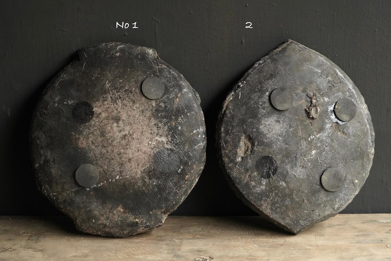 Old Indian Stone Takoyaki Poffertjes Platte-4