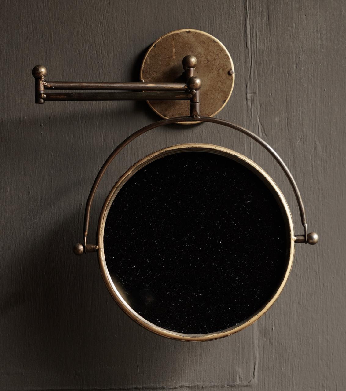 Spiegel für die Wand in der Farbe Kupfer-3