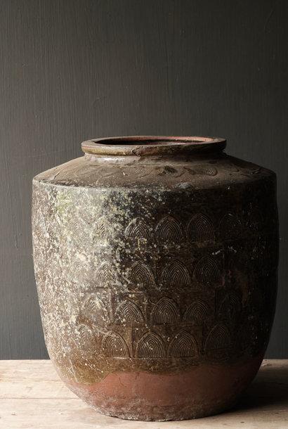 Old antique jug