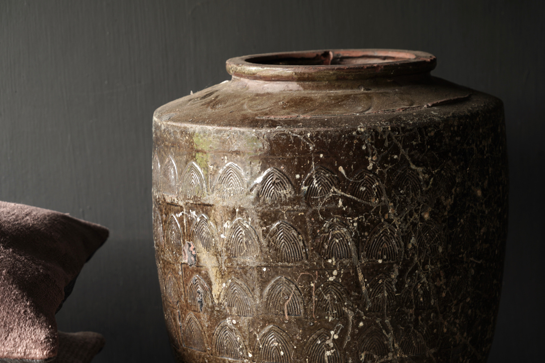 Old antique jug-3