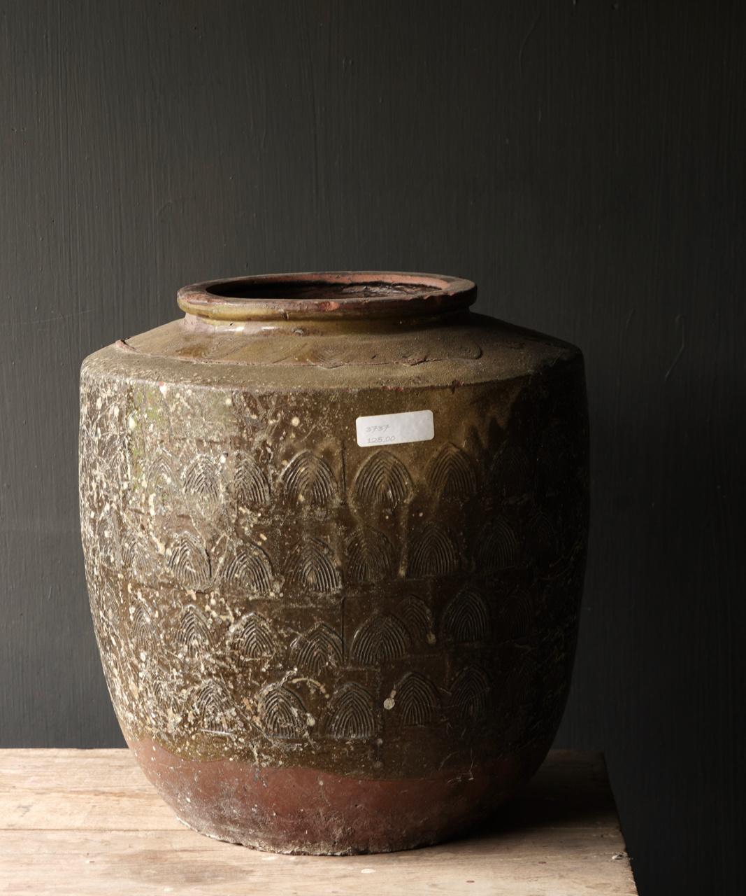 Old antique jug-4