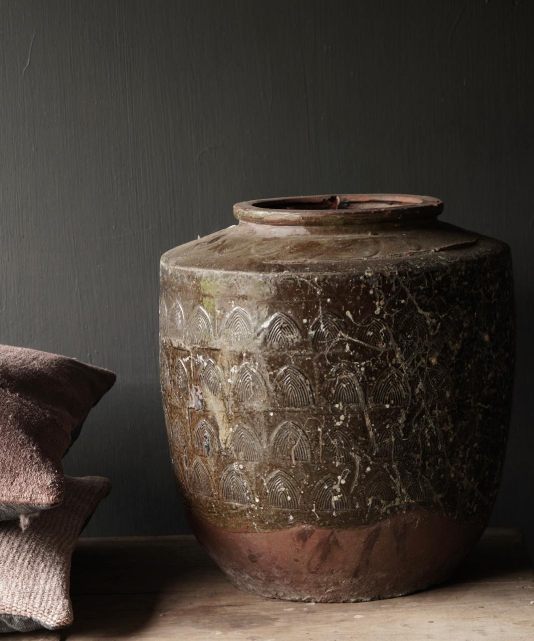 Old antique jug-6