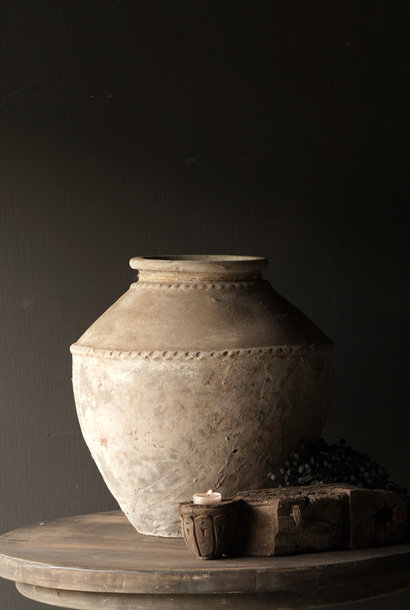 Authentic Indian water jug